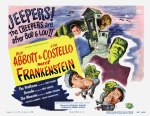 Poster - Abbott and Costello Meet Frankenstein_05